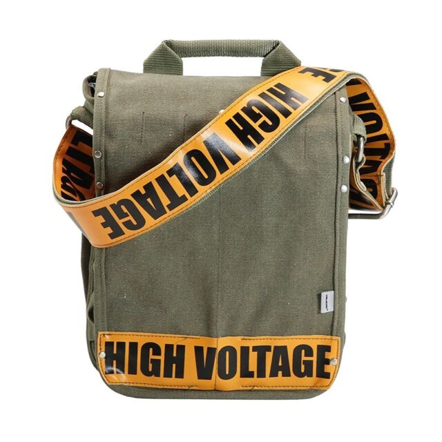 e4943f18cc9 Ducti Messenger Bags - Durable, Stylish Bags for Life - High Voltage Utility
