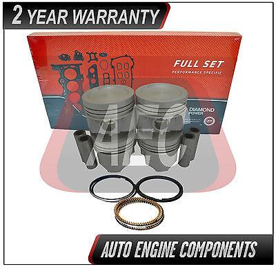 Full Gasket Kit Set Piston & Ring 2.5 L for Dodge Caravan Dakota #FPR022