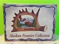 Alaskan Frontier Collection Simulated Moose Antler Collectible Gift