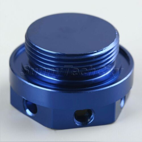 Motorcycle CNC Engine Oil Filler Cap For Kawasaki Ninja ZX-10R ZX1000 2004-2014