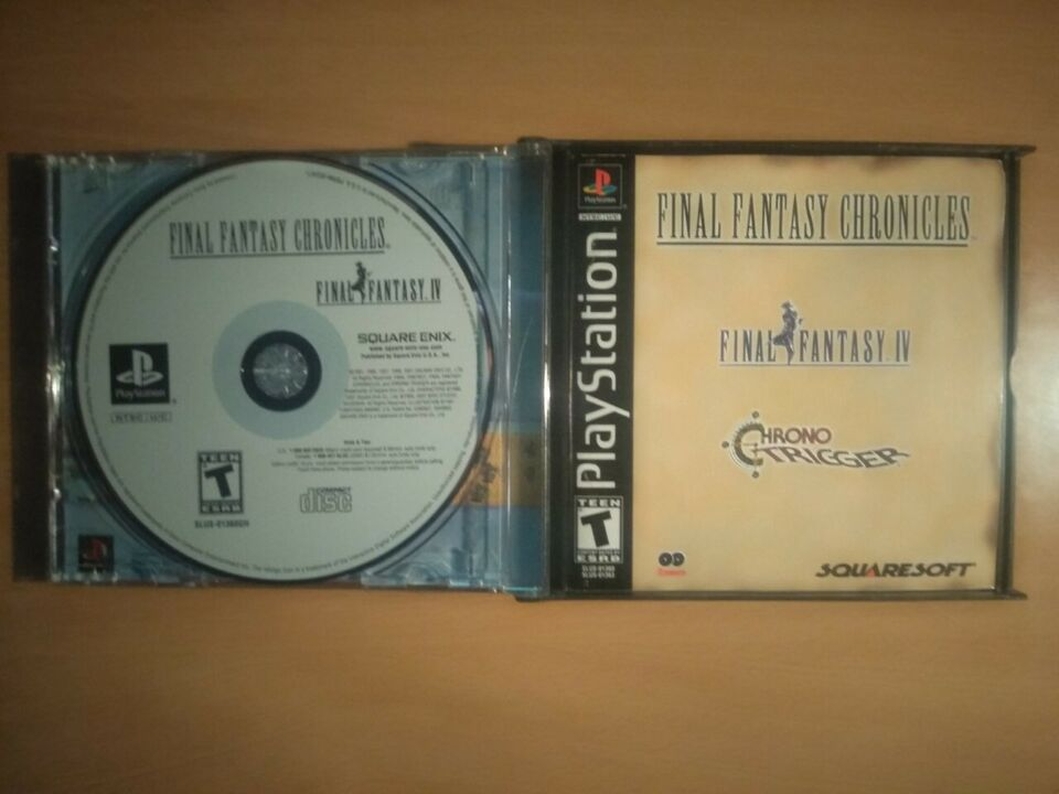 Final Fantasy Chronicles, PS, adventure