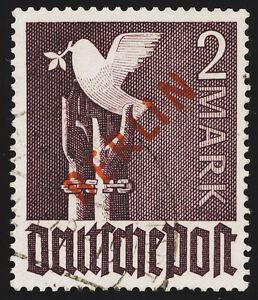 BERLIN-1949-MiNr-34-VII-gestempelt-Fotokurzbefund-Schlegel-Mi-1500