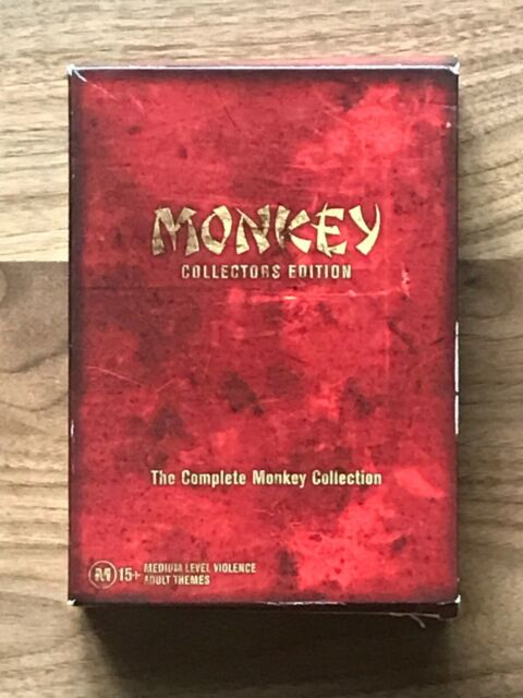 MONKEY The Complete Series DVD - All Region