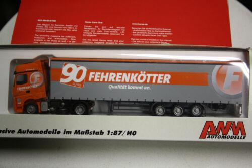 """- Mega 75150 GPSZ /""""Fehrenkötter/"""" Nr // Aerop AWM MB Actros2 Big"""
