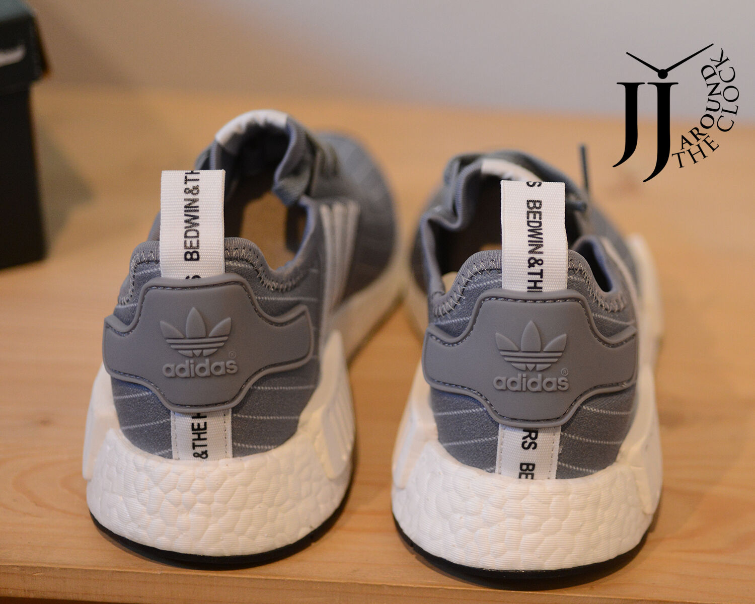 b0bcbb09d ... NEW ADIDAS NMD NMD NMD R1 BEDWIN   THE HEARTBREAKERS BB3123 GREY 5.0 US  3f44a9 ...