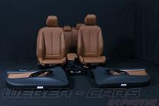 BMW 3er F30 Limo LCI elektr. Sportsitze Sport Leder Ausstattung Sitze leather