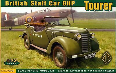 Details about  /Ace Models 1//72 TOURER 8HP British Staff Car