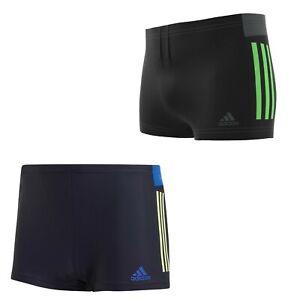 BADEHOSE FÜR HERREN von adidas Boxer Badehosen Männer blau