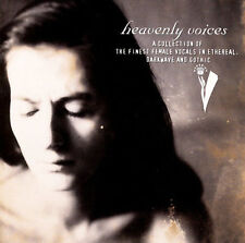 Heavenly Voices- Various Artists(CD, Feb-1998, Cleopatra)  Chandeen/Die Form etc