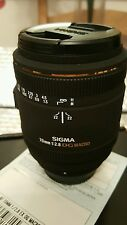 Sigma EX 70mm f/2.8 DG Macro Lens Nikon