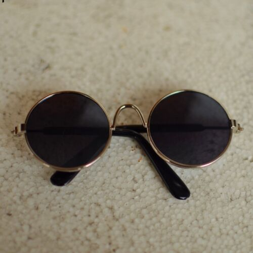 Doll Cool Glasses Pet Sunglasses For BJD Blyth American Grils Toy Photo Props