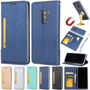 Phone-Case-Leather-Strap-Removed-Magnetic-Closure-for-Samsung-S9-Details-Below