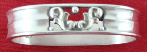Acorn Konge #110B Georg Jensen Sterling Silver Napkin Ring