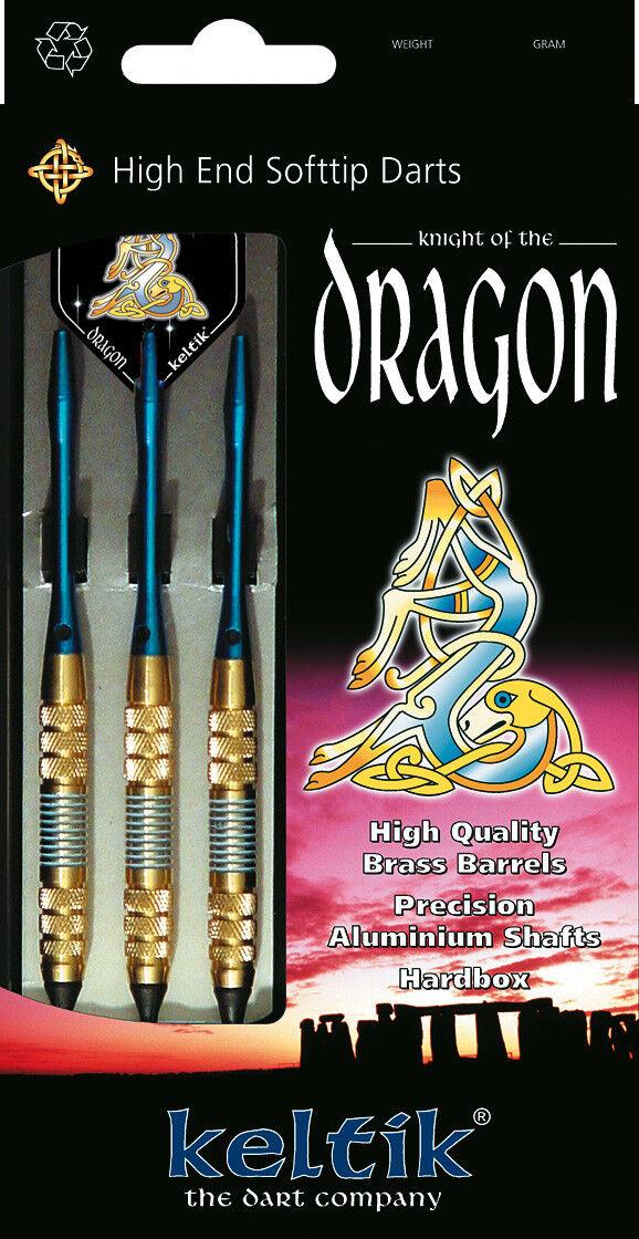 Soft Dart Soft Dart Arrows Keltik Dragon blueee 18 G