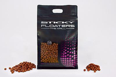 Sticky Baits Nouveau Manille pellets pellet 900 g ou 2.5 kg Sacs-Toutes Tailles