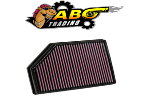 K/&N Hi-Flo Performance Air Filter For Volvo S60//S80//V60//V70//XC60//XC70-33-2418