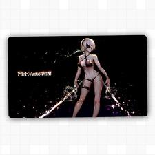 NieR Automata YoRHa No 2 Type B Gaming Mouse Pad 2B Table Mat 70*40cm #05