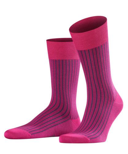 Falke Oxford Stripe calze da uomo #13396 A Righe Calze da uomo