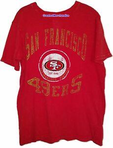b645c874659 Image is loading NFL-San-Francisco-49ers-Ball-Fake-Slub-Jersey-