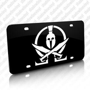 Molon Labe Metal License Plate Nra Decal Pro Gun 2nd