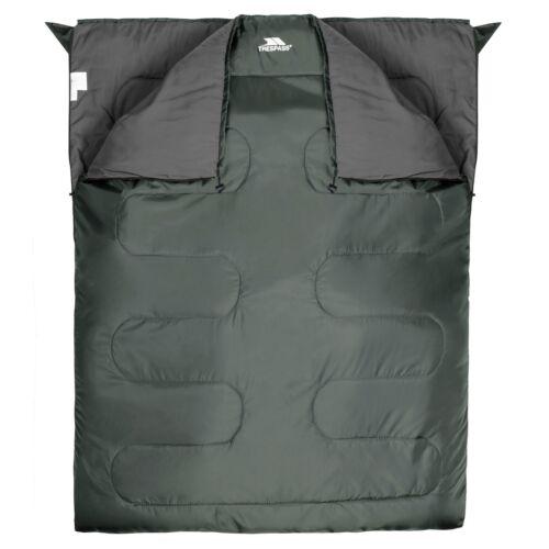 TP2891 Trespass Catnap 3 Season Double Sleeping Bag