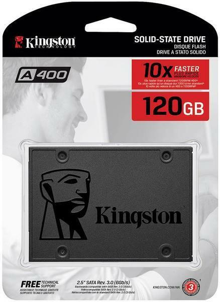"Kingston SSD 120GB SATA III 2.5"" Internal Solid State Drive Notebook Desktop. Buy it now for 34.95"