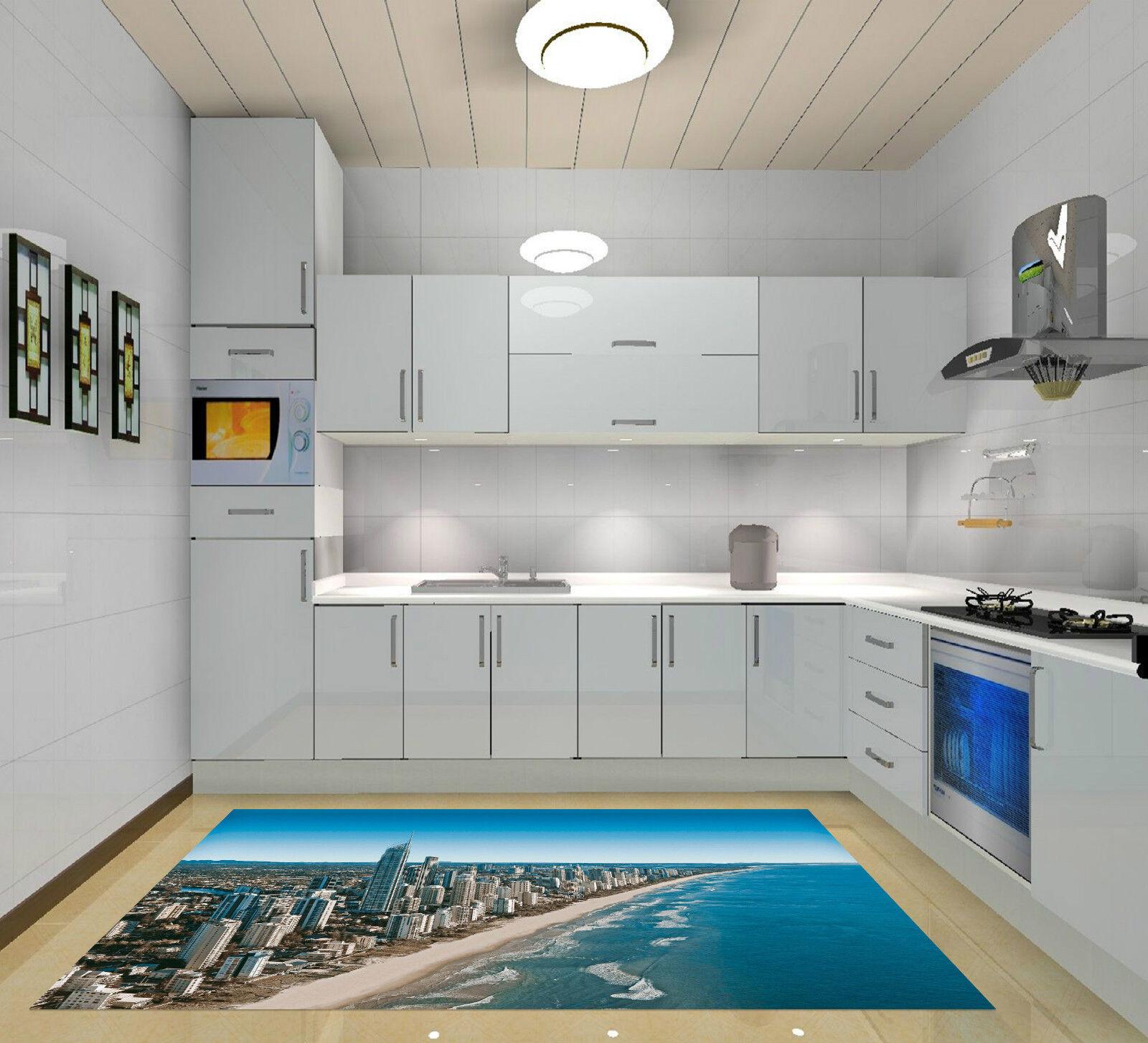 3D Bord De De De Mer Ville 356 Décor Mural Murale De Mur De Cuisine AJ WALLPAPER FR   Se Vendant Bien Partout Dans Le Monde  421139