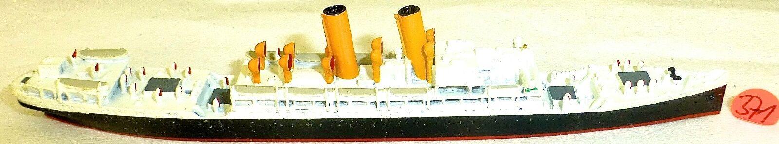 Prinz Eitel Friedrich Cottura Vapore Mercator M425 Modello Barca 1 1250 SHP371 Å