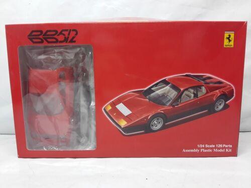 RS-33 Ferrari BB512 Kit Montage 126 Pièces 1//24 Fujimi 12278 2600