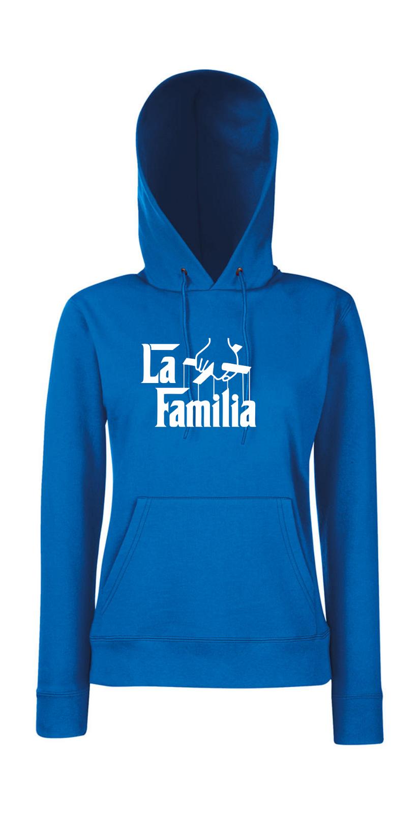 La Familia Familia Familia Marionette Fillette Pull à Capuche 88f8fd