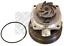Wasserpumpe MAPCO 21018 für FIAT LANCIA