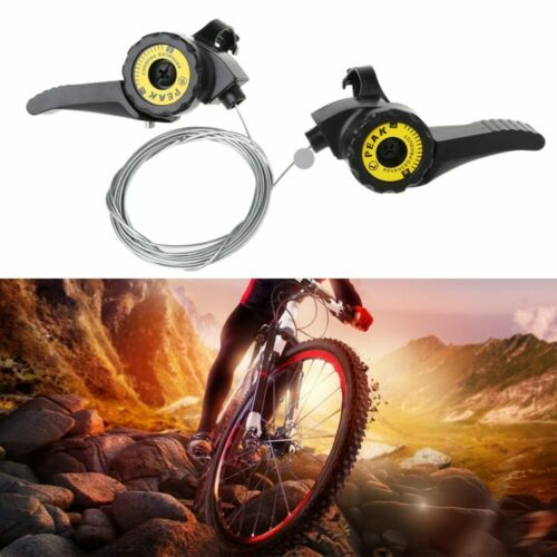 Universal Bicycle Shift Speed 15 18 21 Lever Mountain Bike With Cable Trigger