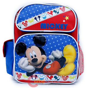b00251f740 Disney Mickey Mouse School Backpack 12