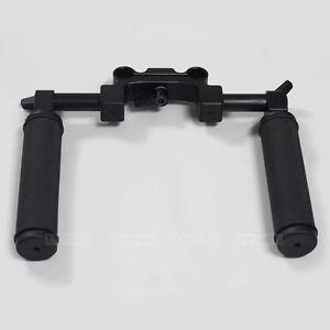 Front-Handle-Grip-15mm-Rod-Clamp-Rail-Block-fr-Support-Folding-Pocket-DSLR-Rig