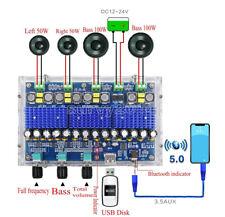 Bluetooth 50 Tpa3116d2 4 Channel 50wx2100wx2 Digital Power Amplifier Board