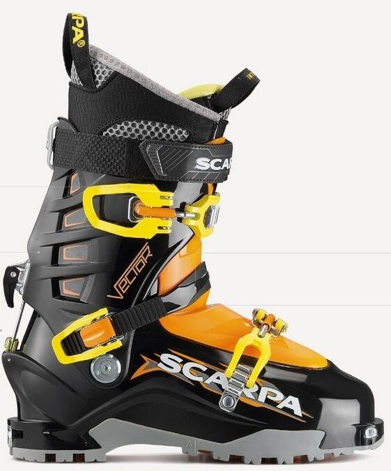 Boots Ski Mountaineering Skialp Freeride Touring SCARPA VECTOR 2017 2018