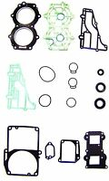 Wsm Yamaha Outboard Motor 25-30 Hp Gasket Kit 500-311, 6l2-w0001-03-00