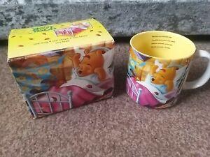 Collectable Walt Disney Winnie The Pooh Mug With Box New