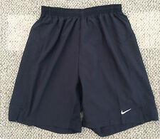 Mens XS (or Boys) Nike Dri Fit 2-In-1 Running Athletic Shorts Black 547820 010