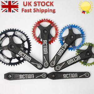 30-52t-104BCD-170mm-Round-Oval-MTB-Road-Bike-Chain-Chainring-Crank-Chainset