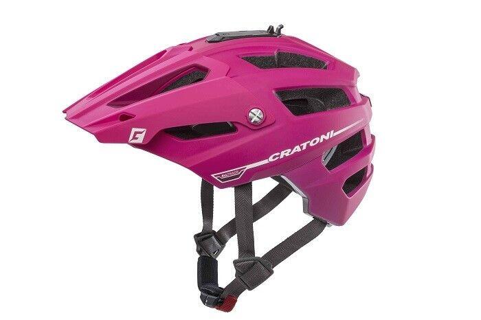 CRATONI-all follow-color  pink-berry rubber-size   m-l (58 - 61  sale