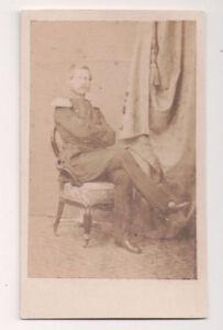 Vintage-CDV-Kaiser-Frederick-III-German-Emperor-L-Haase-amp-Co-Photo