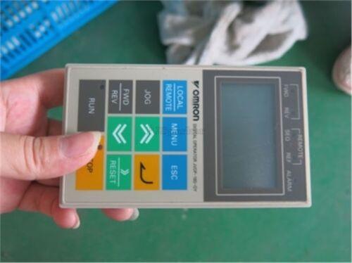 Used 1Pcs Omron JVOP-160-OY Plc Module zo