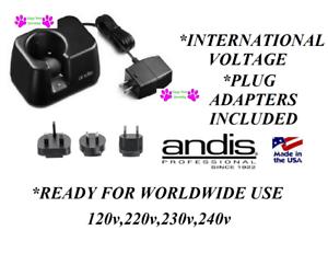 Andis Super AGR+,BGR+,BGRC AGRC,BGRV,AGRV PowerGroom Battery CHARGING STAND BASE