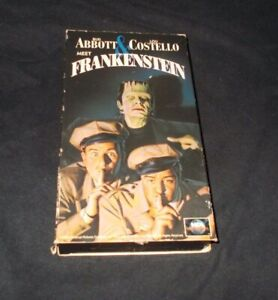 Abbott-amp-Costello-Meet-Frankenstein-vhs-American-release-NTSC-slip-cover-1948