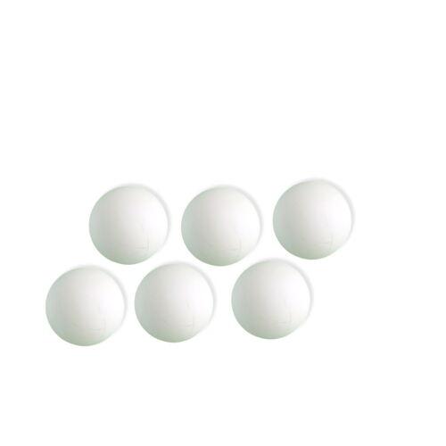 6 Sunflex Outdoor Tischtennisbälle für Ihre Tischtennisplatte im Freien