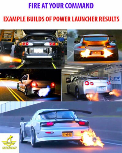 PERFORMANCE JDM REV LIMITER LAUNCH CONTROL Chip FIT For Mitsubishi Lancer Evo MR