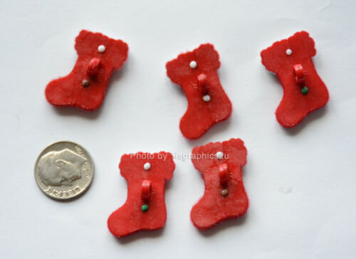 Stockings Jesse James Holiday Collection Christmas Stocking Shank Buttons