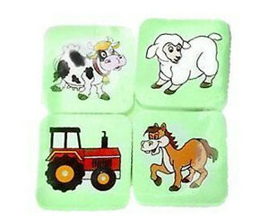 15-x-Farm-Animals-Erasers-Party-Loot-Bag-Fillers-Toys