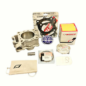 Honda-CRF250R-Cylindre-Wiseco-Piston-Joint-78mm-Krnf-OEM-2004-2007